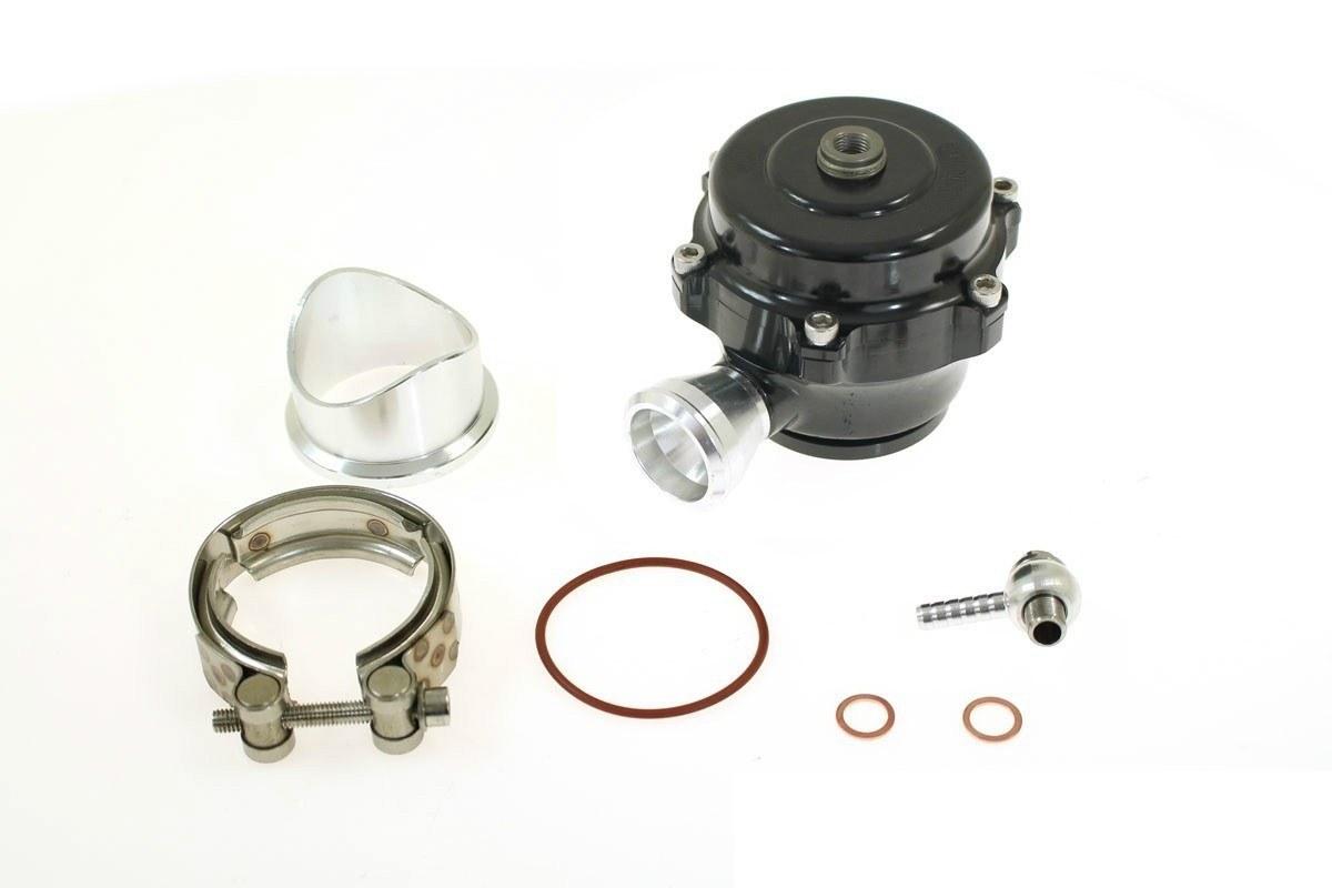 BLOW OFF Epman 50mm V-Band QR Recirculating Black - GRUBYGARAGE - Sklep Tuningowy